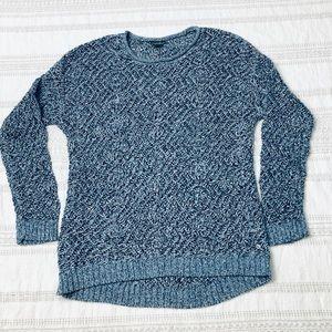 Eddie Bauer sweater blue size L